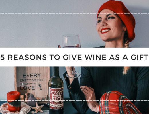 Wine is the best gift